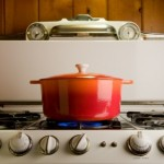 Newsflash: Watched Pot Boils in Area Home