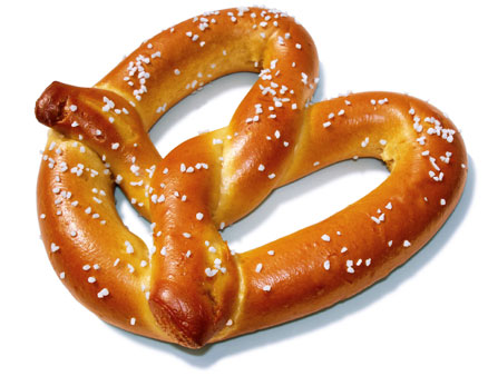 Local Man to Bake Himself into Pretzel, Live There – jameystegmaier ...
