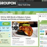 Can You Use a Groupon on a First Date?