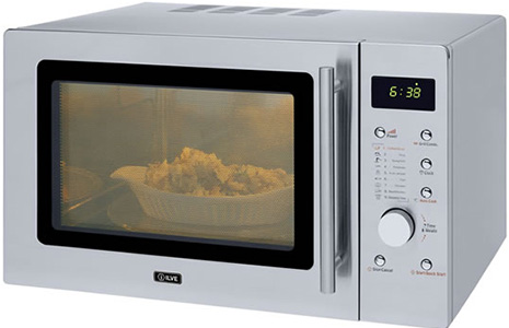 Cuisinart Convection Microwave Oven and Grill 1.2 cu. ft. Brushed