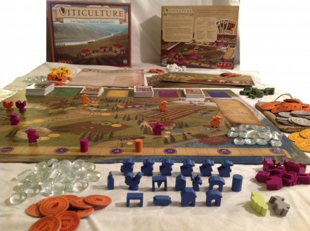Viticulture for Amazon horizontal