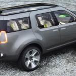 Ford Announces 2037 Explorer