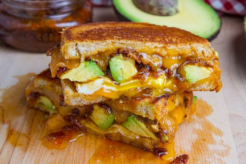 Bacon Jam and Avocado Grilled Cheese Sandwich 500 4611