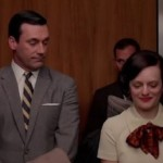 Great Music at the End of TV Shows and Mad Men Question