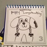 Puppy Longstocking
