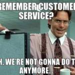 What Does a Customer Deserve?