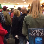 Patrick Rothfuss Is a Rock Star