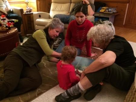 grandma four generations