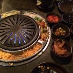 Korean BBQ and Mondays