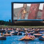 "Would You Watch ""Jaws"" in the Water on an Inner Tube?"