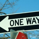 One-Way Streets