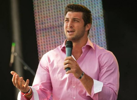 Tim Tebow Speech