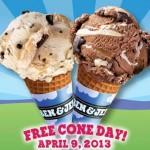 Do You Scream for Free Ice Cream?