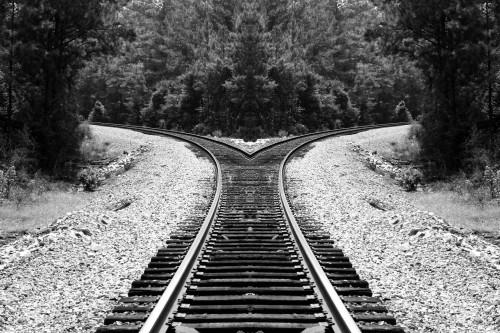 split track