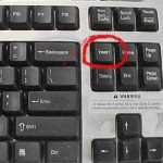 Pet Peeve #52: When You Learn What a Keyboard Button Does by Accidentally Pressing It