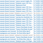 My Greatest Fear #49: All Comment Notifications Sent to Spam