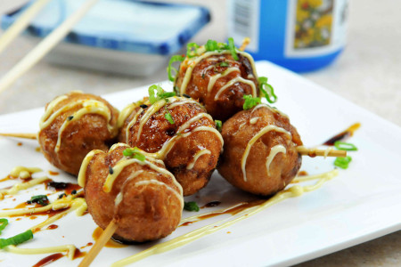 I would do anything for some good takoyaki. Anything.