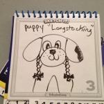Puppy Longstocking