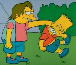 Le sosie de Bart Simpsons Tdc168-a