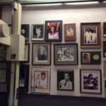 How Do Celebrity Photos End Up on the Wall?