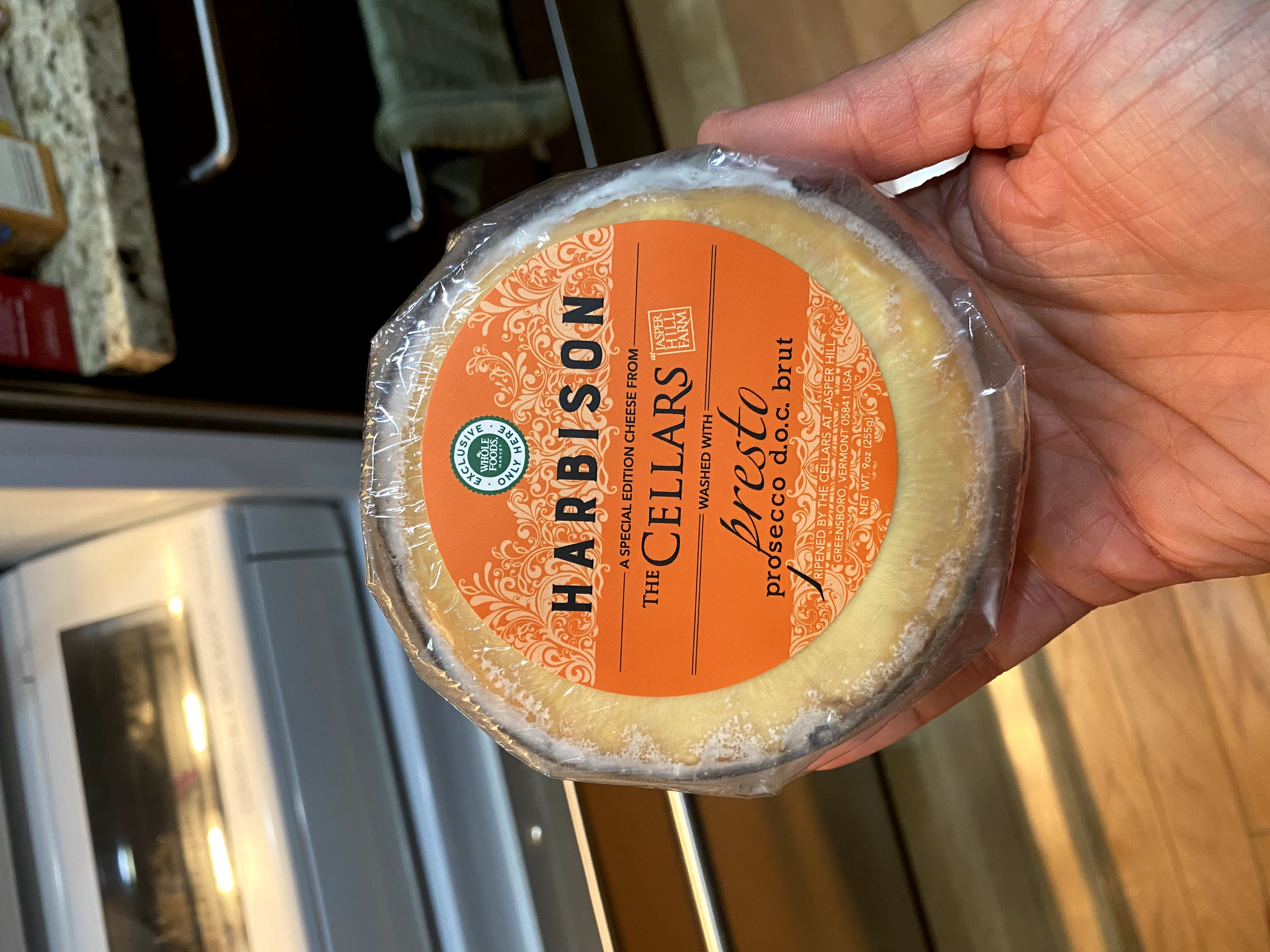 I Accidentally Bought a $25 Wedge of Cheese